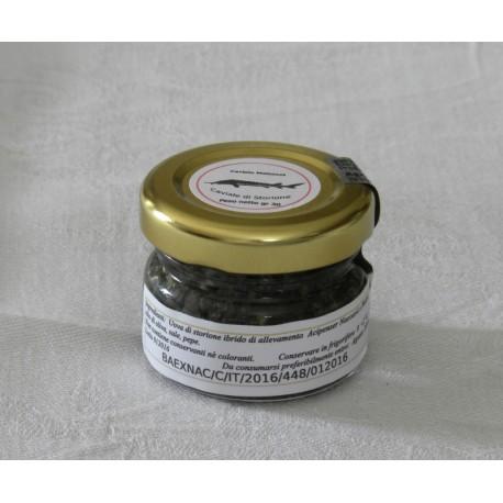 Caviale Malossol 30 gr